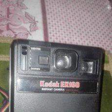 Cámara de fotos: KODAK EK 160. Lote 130975372