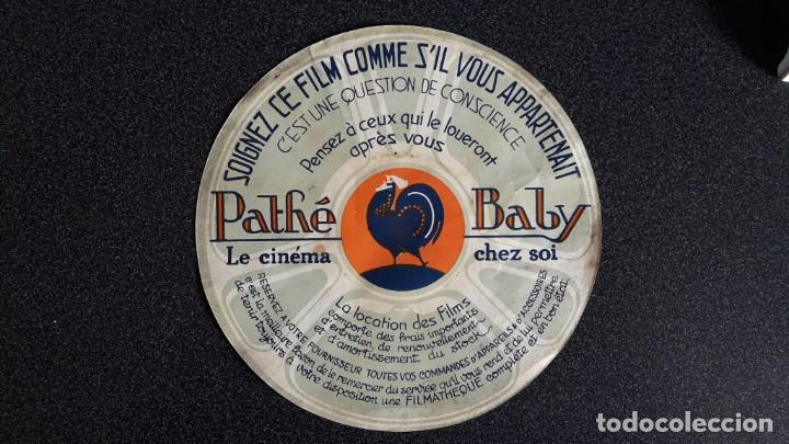 Cámara de fotos: Publicidad Pathe Baby , motocamera Le cinema chez soi - Foto 2 - 131553322