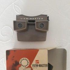 Cámara de fotos: VIEW-MASTER MODELO G - MARCA GAF - AÑO 1950. Lote 131618006