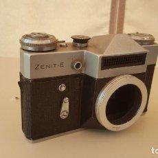 Cámara de fotos: CAMARA DE FOTOS ZENIT E. Lote 131753898