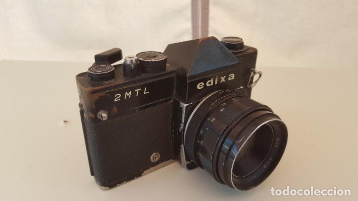 CAMARA DE FOTOS EDIXA 2MTL (Cámaras Fotográficas - Otras)