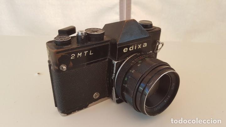 Cámara de fotos: Camara de fotos Edixa 2MTL - Foto 2 - 131754866