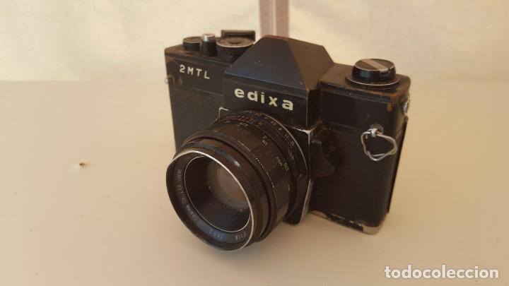 Cámara de fotos: Camara de fotos Edixa 2MTL - Foto 3 - 131754866
