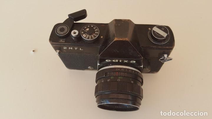 Cámara de fotos: Camara de fotos Edixa 2MTL - Foto 4 - 131754866