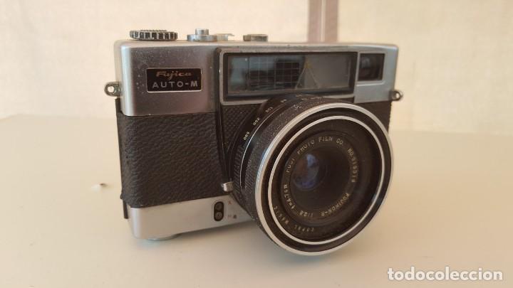 Cámara de fotos: Camara de fotos Fujica auto-m - Foto 2 - 131952370