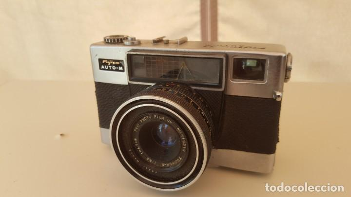 Cámara de fotos: Camara de fotos Fujica auto-m - Foto 3 - 131952370