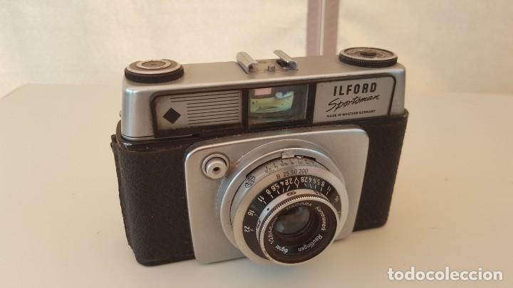 Cámara de fotos: Camara de fotos Ilford sportsman - Foto 2 - 131952414