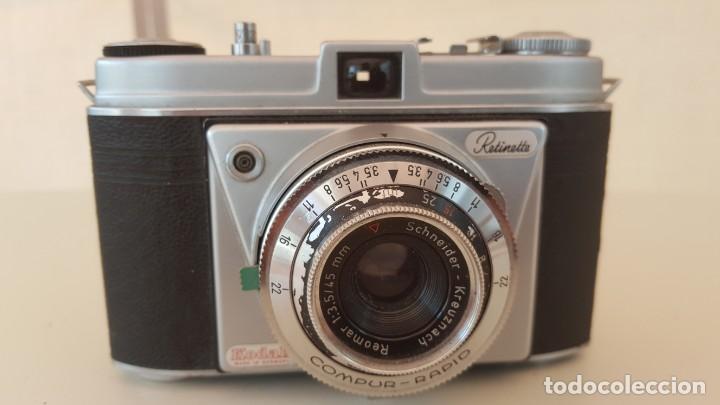 Cámara de fotos: Camara de fotos Kodak colorsnap 35 - Foto 2 - 131952562