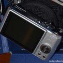 Cámara de fotos: CÁMARA DIGITAL PANASONIC LUMIX DMC FX-07 FX07 , OBJETIVO LEICA EXCELENTE+++. Lote 132152414