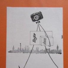 Cámara de fotos: PUBLICIDAD 1960 - COLECCIÓN CÁMARAS - REGTOR PLEMEN. Lote 132200394