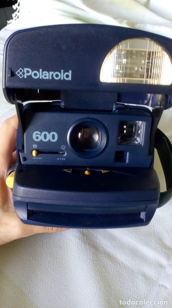 Cámara de fotos: Cámara Polaroid 600 - Foto 10 - 132233862