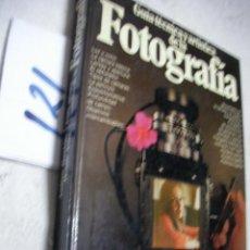 Cámara de fotos: GUIA TECNICA Y ARTISTICA DE LA FOTOGRAFIA . Lote 133325406