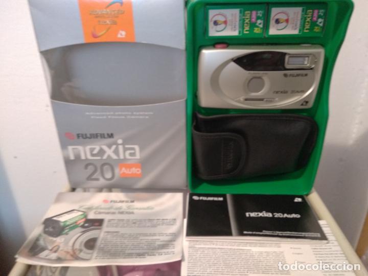 Cámara de fotos: Fujifilm Nexia 20 Auto cámara con dos carretes en caja estrenar - Foto 2 - 133457742