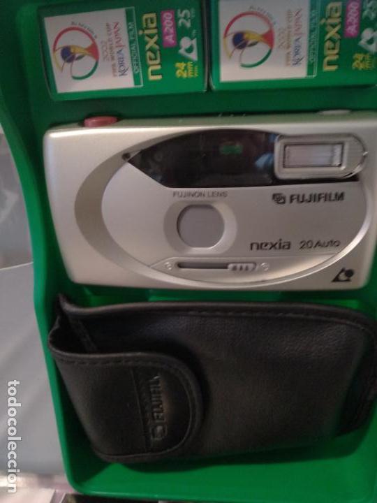 Cámara de fotos: Fujifilm Nexia 20 Auto cámara con dos carretes en caja estrenar - Foto 3 - 133457742