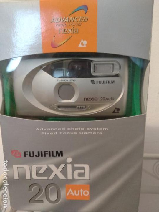 Cámara de fotos: Fujifilm Nexia 20 Auto cámara con dos carretes en caja estrenar - Foto 4 - 133457742