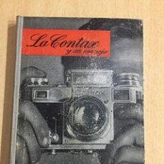Cámara de fotos: LA CONTAX. Lote 133490014