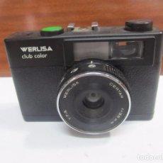 Cámara de fotos: CÁMARA DE FOTOS WERLISA CLUB COLOR. Lote 133646778