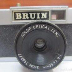 Cámara de fotos: ANTIGUA CÁMARA DE FOTOS BRUIN. Lote 133646858