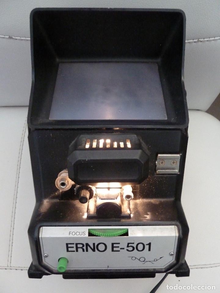 VISOR MANUAL DE PELICULAS ERNO E-501 (Cámaras Fotográficas - Visores Estereoscópicos)