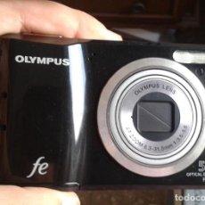 Cámara de fotos: CÁMARA OLYMPUS PARA REPARAR O PIEZAS. LCD NO ENCIENDE. . Lote 133666894