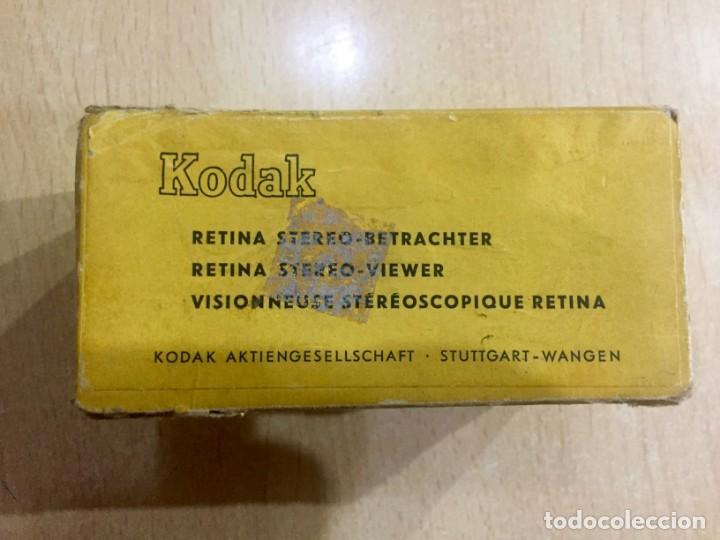 Cámara de fotos: Visor estereo retina kodak - Foto 7 - 133792658