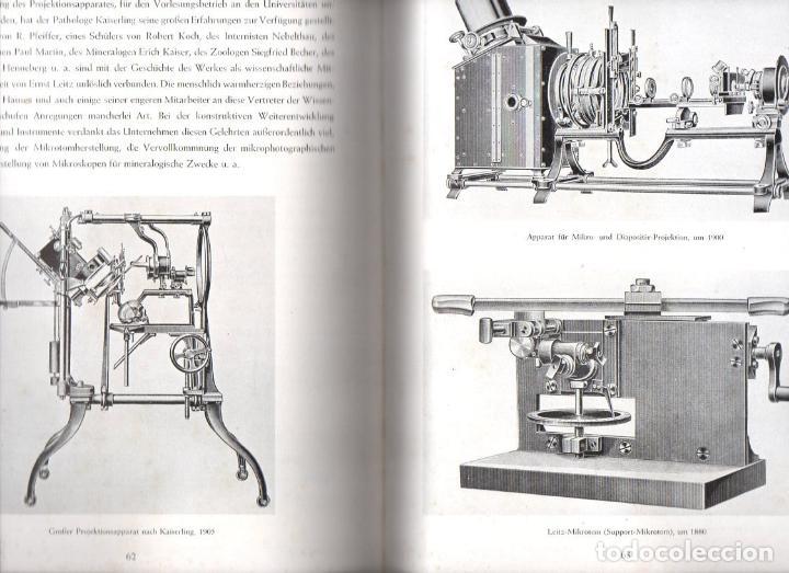 Cámara de fotos: ERNST LEITZ 1849 1949 OPTISCHE WERKE WETZLAR - INSTRUMENTOS ÓPTICOS - Foto 3 - 133986774