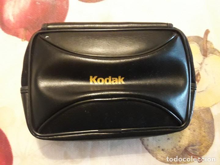 KODAK. ESTUCHE DE CÁMARA DE FOTOS. KODAK. (Cámaras Fotográficas - Catálogos, Manuales y Publicidad)