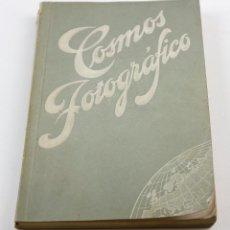 Cámara de fotos: COSMOS FOTOGRÁFICO - CATÁLOGO DEL ESTABLECIMIENTO DE BARCELONA 1915 APROX. VER. Lote 135104366