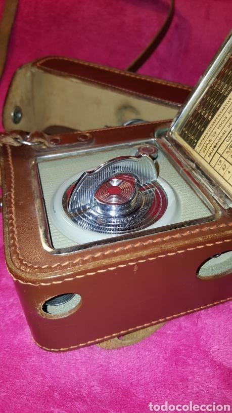 Cámara de fotos: CÁMARA TOMAVISTAS EUMIG C3 AÑOS 50 - Foto 3 - 135364978