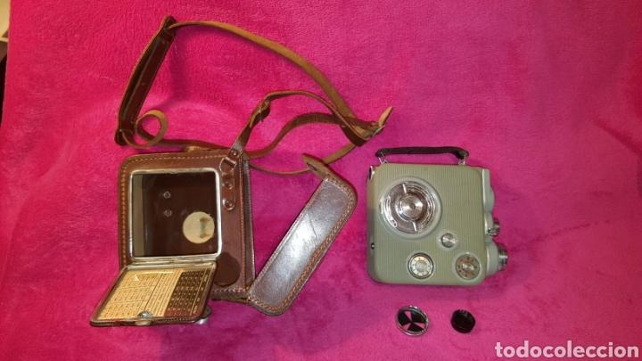 Cámara de fotos: CÁMARA TOMAVISTAS EUMIG C3 AÑOS 50 - Foto 13 - 135364978