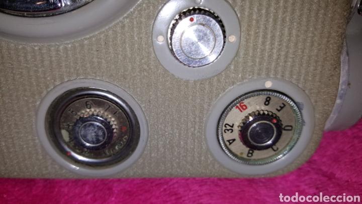 Cámara de fotos: CÁMARA TOMAVISTAS EUMIG C3 AÑOS 50 - Foto 21 - 135364978