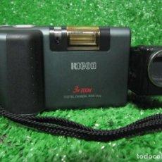 Cámara de fotos: CÁMARA DIGITAL RICOH RDC-420 3X ZOOM AÑO1998 MADE IN JAPAN. Lote 135544318