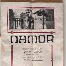 Appareil photos: NAMOR Nº 6- BOLETÍN MENSUAL GRATUITO DE LA CASA ROMÁN GARCÍA, MATERIAL FOTOGRÁFICO - SEPTIEMBRE 1913. Lote 135807062