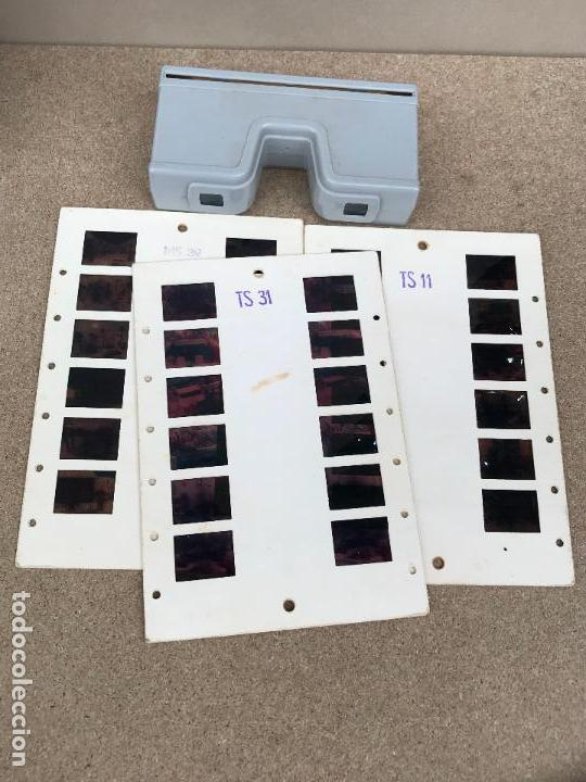 VISOR ESTEREOSCOPICO 3D - 3 LAMINAS (Cámaras Fotográficas - Visores Estereoscópicos)