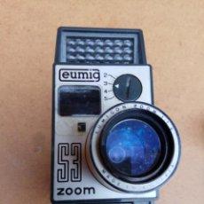 Cámara de fotos: TOMAVISTAS EUMIG S3 ZOOM. Lote 136256842