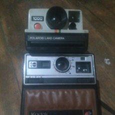 Photo camera - Polaroid i Kodak - 136287602