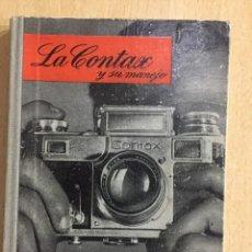 Cámara de fotos: LA CONTAX. Lote 136312034
