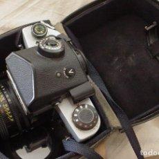 Cámara de fotos: CAMARA RUSA KIEV 60 DE 6X6 KIT COMPLETO. Lote 136448594
