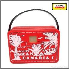 Cámara de fotos: VISOR DIAPOSITIVAS TELEVISOR AÑOS 60 70 80 GRAN CANARIA I. Lote 137206018