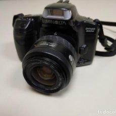 Photo camera - 1018- CAMARA MINOLTA DYNAX 300 SI AF ZOOM 0.5 M 1.6 FT 35/70 MM 1:35 (22) - 4,5 FUNCIONANDO !!!!! - 138003082
