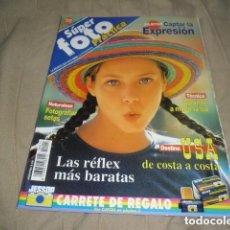 Cámara de fotos: SUPER FOTO PRACTICA Nº11 DICIEMBRE 1996. Lote 138048358