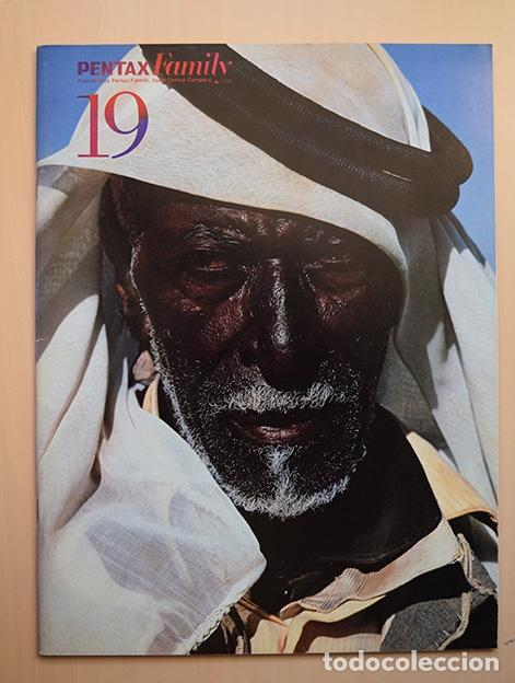 PENTAX FAMILY 19. BILL BRANDT: DESNUDOS EN PERSPECTIVA (HUECOGRABADO). YOSHIKAZU SHIRAKAWA. 1977 (Cámaras Fotográficas - Catálogos, Manuales y Publicidad)
