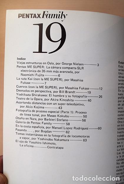 Cámara de fotos: Pentax Family 19. Bill Brandt: Desnudos en perspectiva (huecograbado). Yoshikazu Shirakawa. 1977 - Foto 2 - 138080338