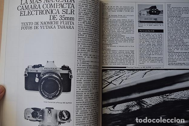 Cámara de fotos: Pentax Family 19. Bill Brandt: Desnudos en perspectiva (huecograbado). Yoshikazu Shirakawa. 1977 - Foto 7 - 138080338