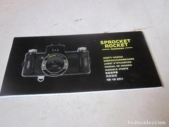 Cámara de fotos: CAMARA SPROCKET ROCKET PANORAMA - Foto 4 - 138638814