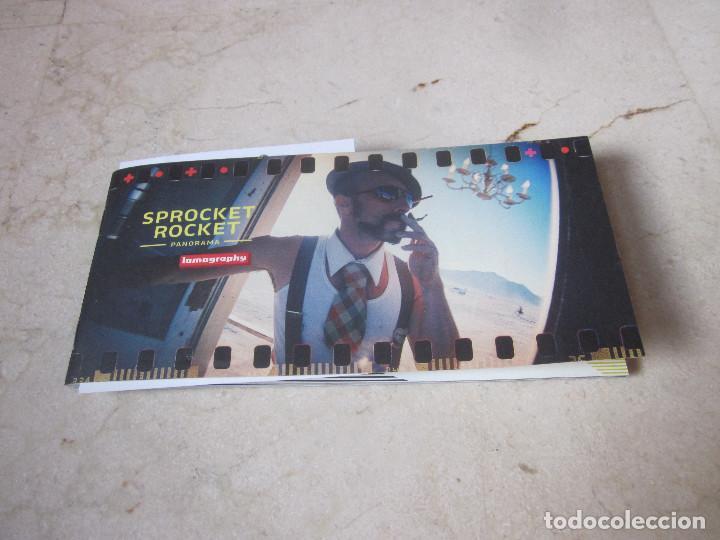 Cámara de fotos: CAMARA SPROCKET ROCKET PANORAMA - Foto 5 - 138638814