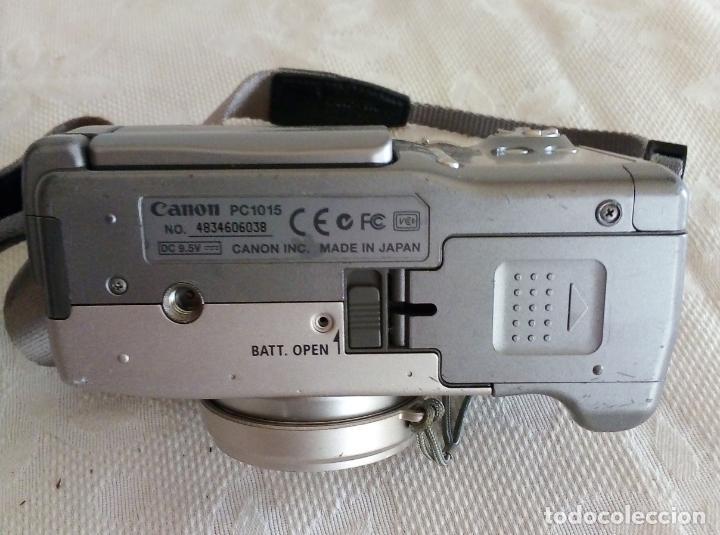 Cámara de fotos: CÁMARA DIGITAL CANON POWER SHOT G2 4.0 MEGA PIXELS - Foto 5 - 138648130