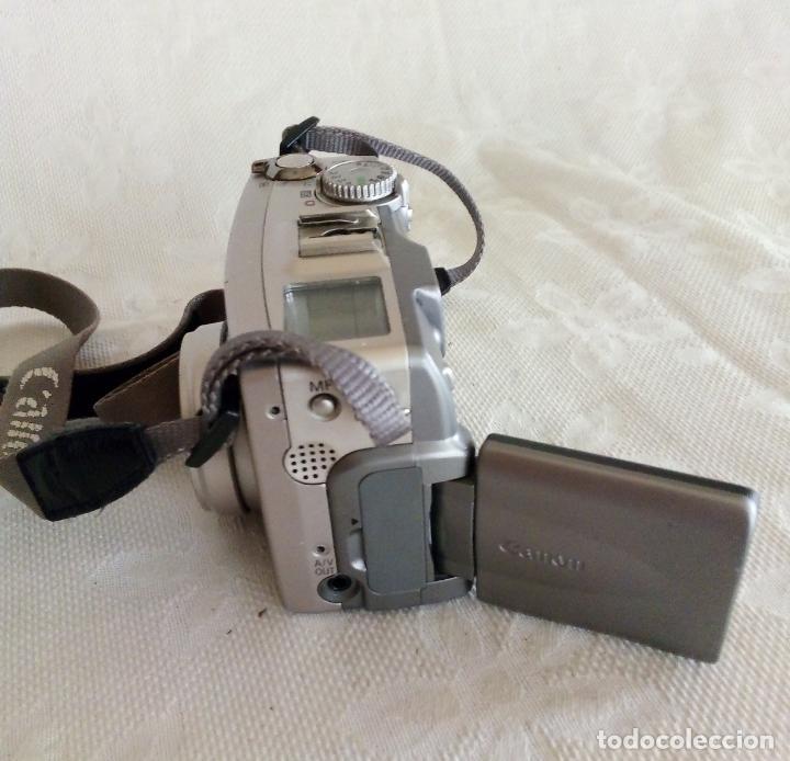 Cámara de fotos: CÁMARA DIGITAL CANON POWER SHOT G2 4.0 MEGA PIXELS - Foto 6 - 138648130