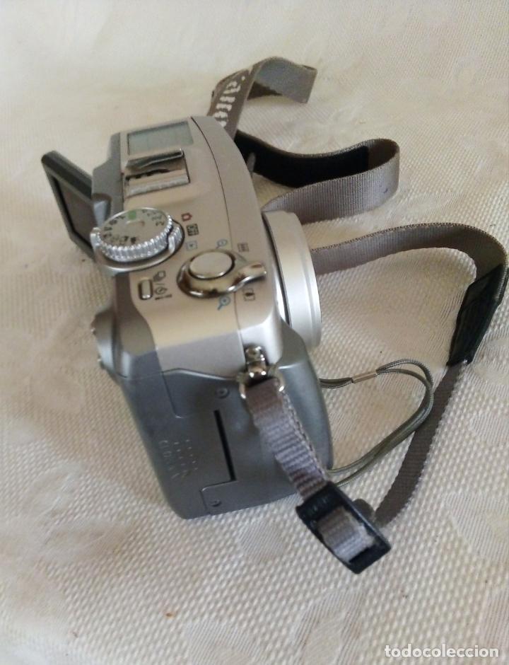 Cámara de fotos: CÁMARA DIGITAL CANON POWER SHOT G2 4.0 MEGA PIXELS - Foto 7 - 138648130