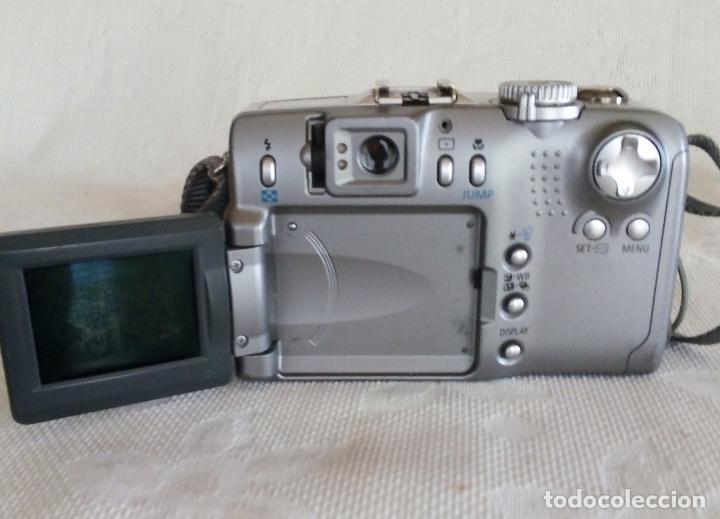 Cámara de fotos: CÁMARA DIGITAL CANON POWER SHOT G2 4.0 MEGA PIXELS - Foto 8 - 138648130